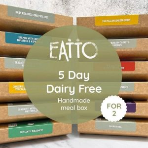 Dairy Free Meal Box